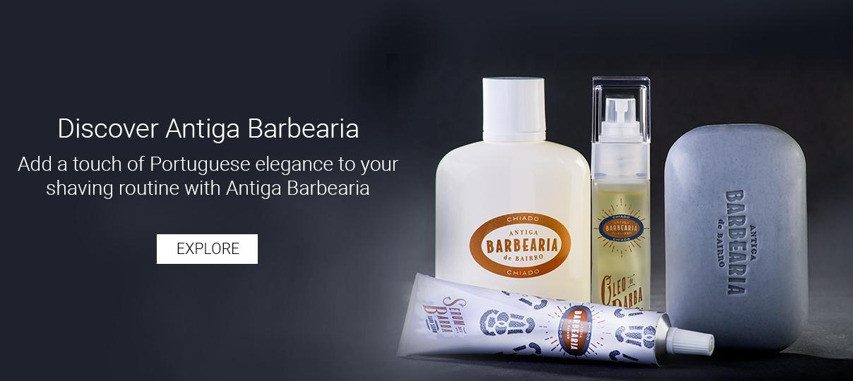 Antiga Barbearia
