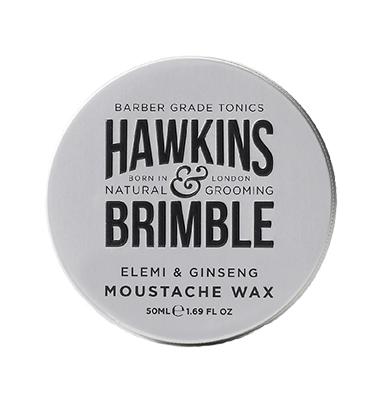 Hawkins & Brimble Moustache Wax 50ml