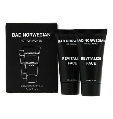 Bad Norwegian Revitalize Face Travel Set