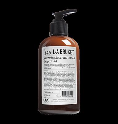 L:A BRUKET Shaving Cream 200ml