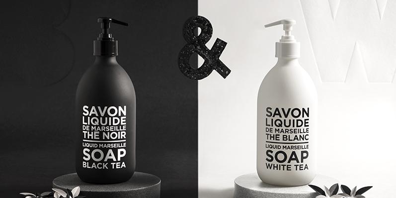 Compagnie de provence black & white