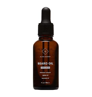 Blind Barber Beard Replenishment Oil Tonka Bean 30ml
