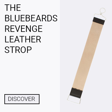 The Bluebeards Revenge Leather Strop