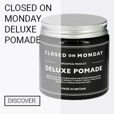Closed On Monday Deluxe Pomade 100ml