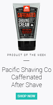 Pacific Shaving Co. Caffeinated After Shave 89ml