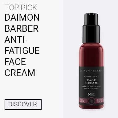Daimon Barber Anti-Fatigue Face Cream