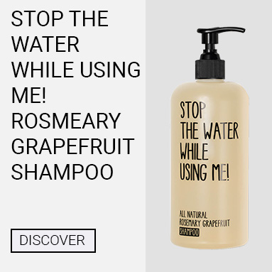 Stop The Water While Using Me! Rosemary Grapefruit Shampoo