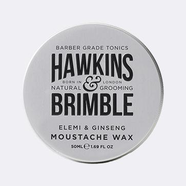 Hawkins and Brimble Moustache Wax