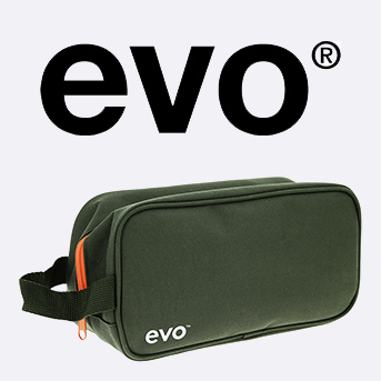 Spend £50 or more on Evo and get a free EVO tool bag