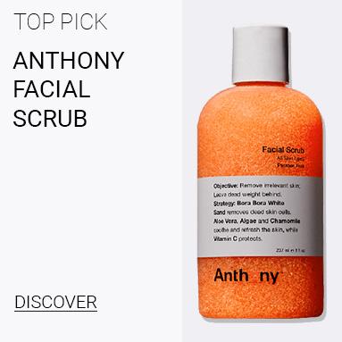 anthony facial scrub
