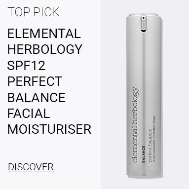 elemental herbology spf12 perfect balance facial moisturiser