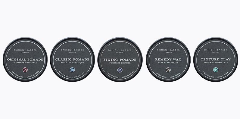 Our brand of the month is Daimon Barber
