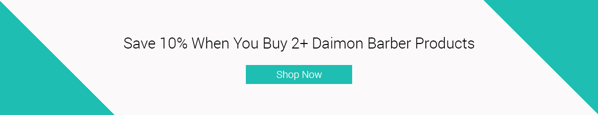 Buy any 2 Daimon Barber products and save 10%