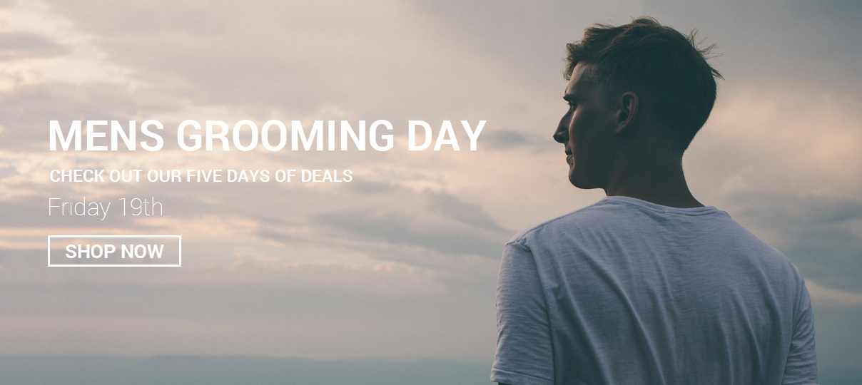 Mens Grooming Day Offers