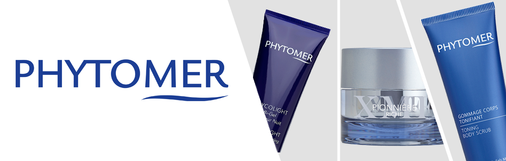 Our Phytomer Range