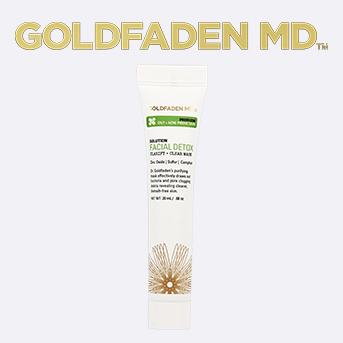 spend £75 or more on Goldfaden MD and receive a free Goldfaden MD gift