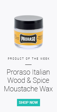 Proraso Italian Wood and Spice Moustache Wax