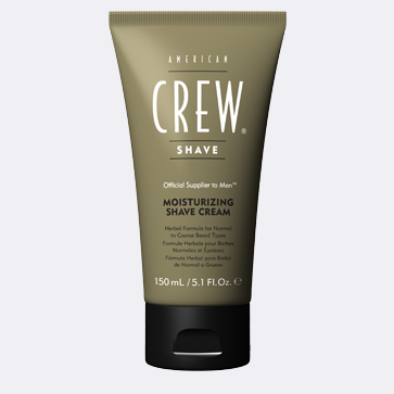 Free shave cream with every brush