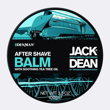 Recover after your shave with Jack Dean After Shave Balm