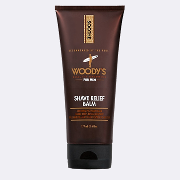 Woody's Post Shave Balm