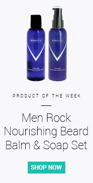 Men Rock Beard Balm Set